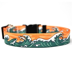Mystic Waves Orange Collection