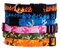 Flames or Camo Collection