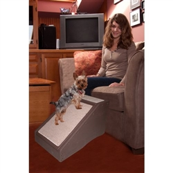 Pet Gear Step/Ramp - Chocolate
