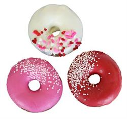 Valentine's Mini Donuts