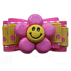 Flower Power  Barrette by Ruff Ruff Couture®