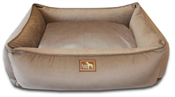 Solid Color Lounge Beds Cover Only