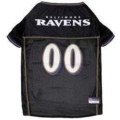 NFL Baltimore Ravens Dog Jerseys