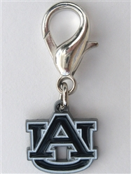 Auburn University Tigers Dog Collar Charm