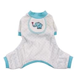 Elephant Pajamas In Blue