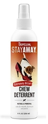 TropiClean Stay Away Chew Deterrent 8oz.
