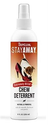 TropiClean Stay Away Chew Deterrent 8oz.