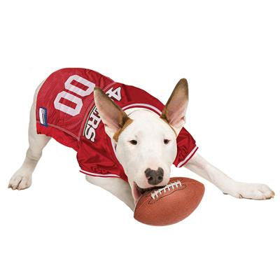 NFL San Francisco 49ers Dog Jerseys