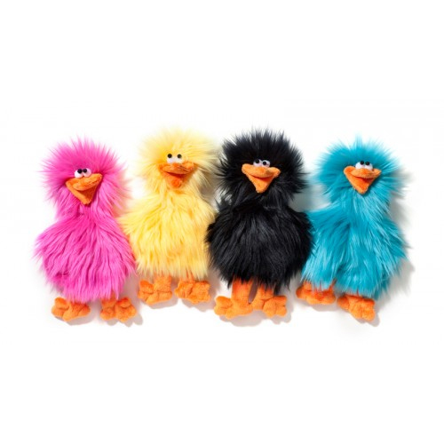 Spring Chicken Dog Toy