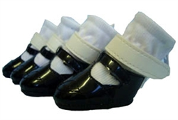 Mary Jane Shoes - Black