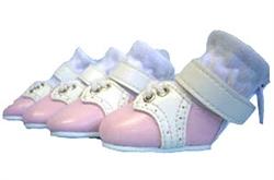 Saddle Shoes - Pink