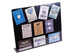 Dog Magnet Assortment - FREE Display Board!