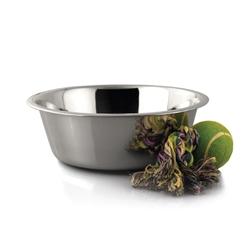 Maslow™ Standard Stainless Steel Dog Bowl - Case Packs of 6