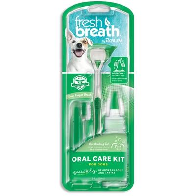 TropiClean Fresh Breath Oral Care Kit