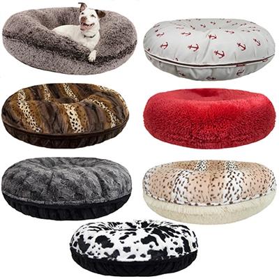 Custom Bagel Bed