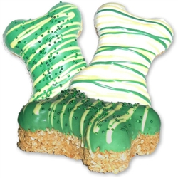 St. Patrick's Day Bone Treats