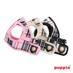 JUNIOR HARNESS B & MATCHING LEAD by Puppia®