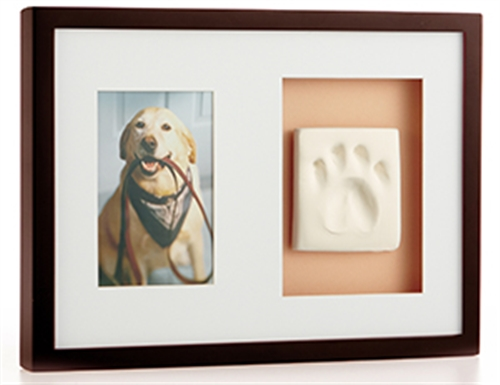 Pawprints Framed Wall Kit by Pearhead
