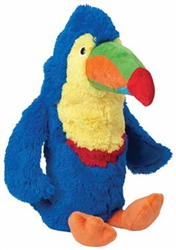 Soda Pop Critters - Plush 2L Bottle Toy - Toucan