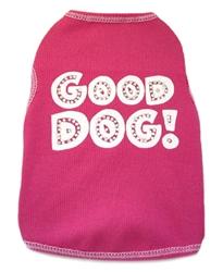 Good Dog - Flamingo Pink