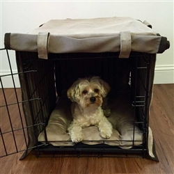 Animals Matter® Luxury Crate Cover™