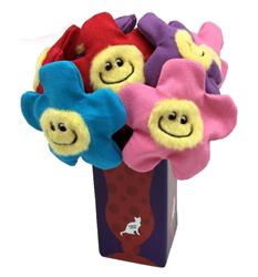 Catnip Flowers in Display Vase