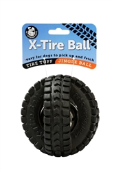 "5"" Jingle X-Tire Ball"