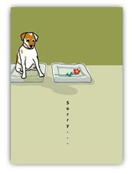 Sympathy: Lost Terrier