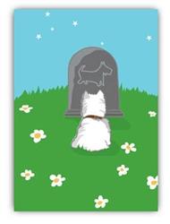 Sympathy: Westie Sympathy