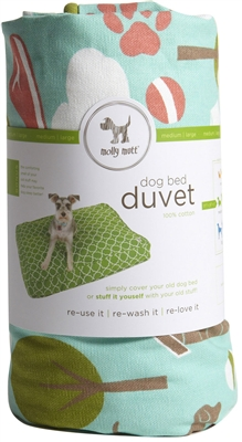 bleecker street dog duvet