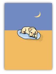 Friendship: Puppy & Crescent