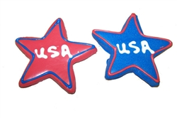 Red, White, Blue Stars