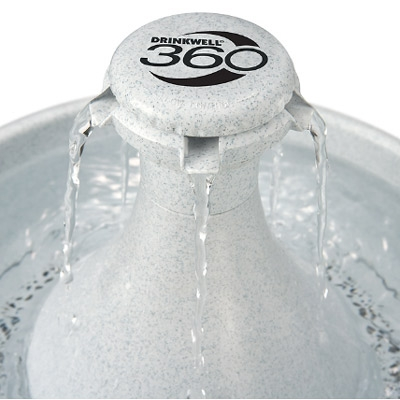 Drinkwell® by PetSafe® 360 Fountain - Plastic