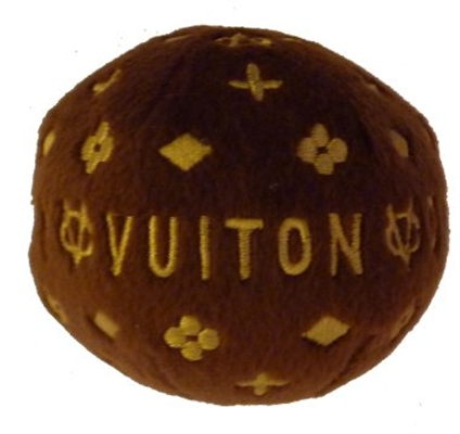 Chewy Vuiton Ball Small