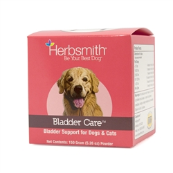 Bladder Care for Dogs & Cats - With Cranberry, D-Mannose, & Herbs