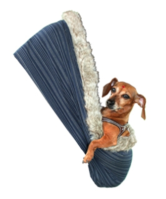 Puppy Hold Em' Sling - Admiral Blue