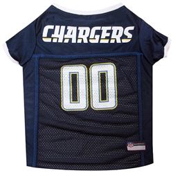 NFL Los Angeles Chargers - NFL Dog Jerseys