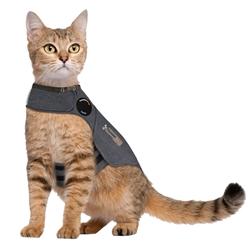 Heather Gray Thundershirt for CATS