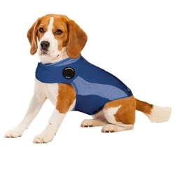 Thundershirt - Blue Polo