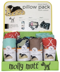 pillow packs mini-display