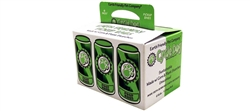 Earth Friendly Pick-Up Bags Green 6 Roll - 18 Pack (108 Rolls)