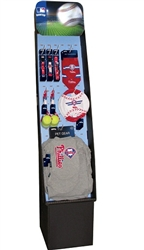 Philadelphia Phillies Retail Solution - 24 pieces of dog products