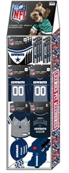 NFL Dallas Cowboys Retail Solution - 24 pieces of dog products