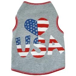 Heart USA Tank