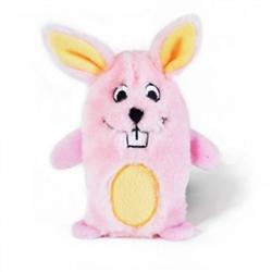 Squeakie Buddie - Pink Bunny