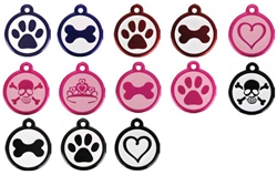 The Red Dingo Limited QR Tags - Large