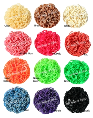 Latex Bands (50 pcs)