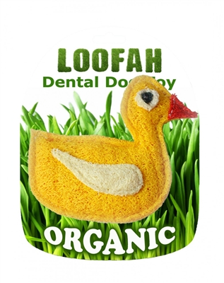 6 Pack Loofah Duck