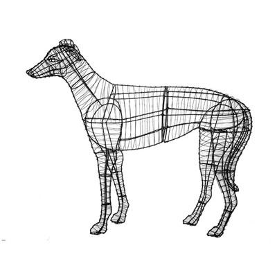 Topiary - Greyhound