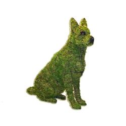 Topiary - German Shepherd (Sitting)